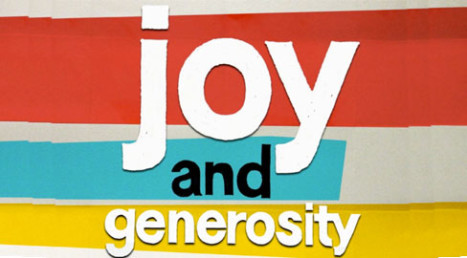Joy & Generosity