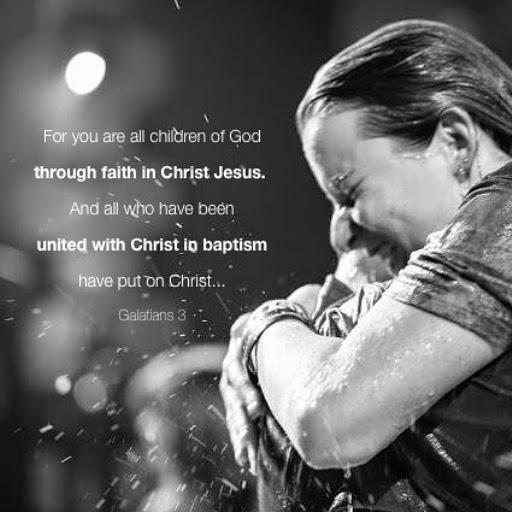 baptism new life