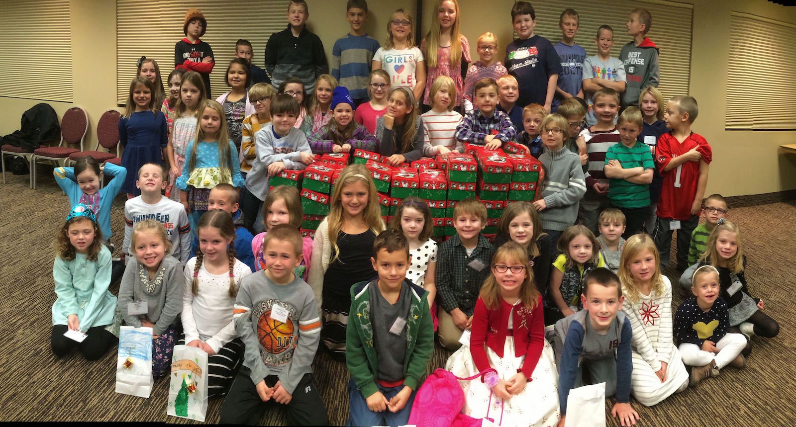 Commonway Kids are Leading The Way This Christmas Season