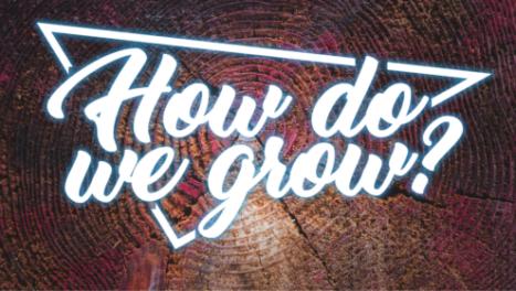 How Do We Grow?