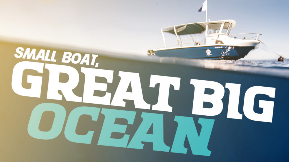 Small Boat, Great Big Ocean