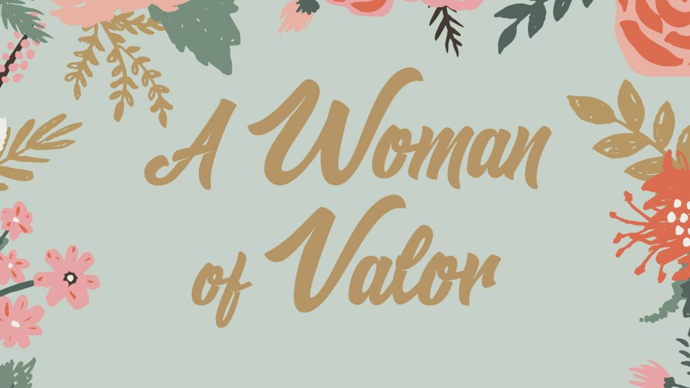 A Woman of Valor Image